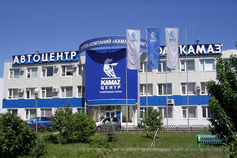 Камаз заключил контракт на поставку шасси для грузовиков в Узбекистан