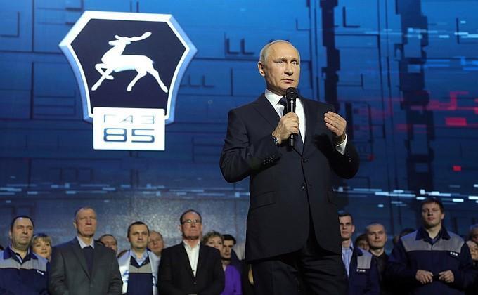 Рустам Минниханов поддержал выдвижение кандидатуры Путина  напост ПрезидентаРФ