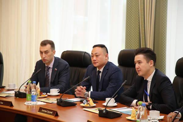 ВМинистерстве обсудили перспективы сотрудничества Татарстана и Китайская республика