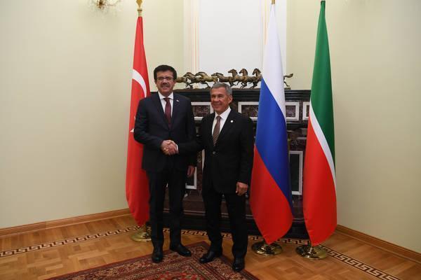 ВТатарстане изучат опыт Турции поработе сМСБ
