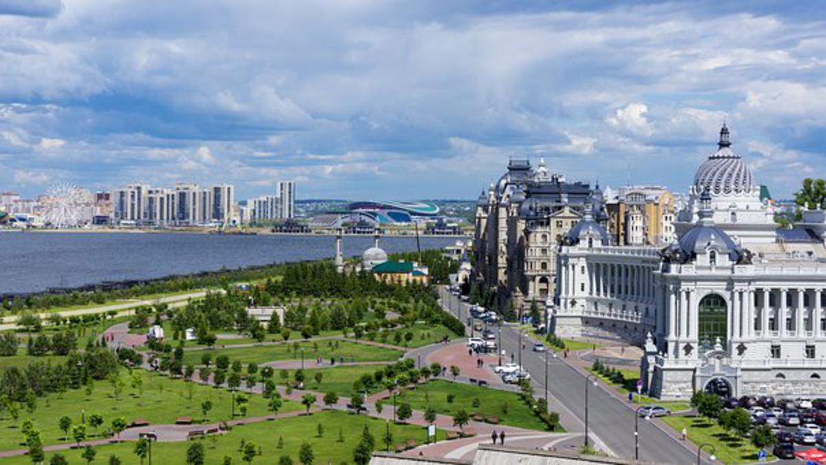 В Татарстане разработали границы 7 исторических поселений